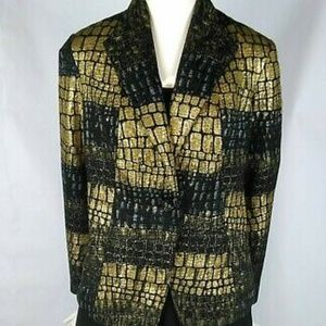 Chico's Golden Radiant Jacket NWT Chico's 2